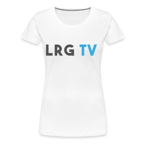 LRG TV - Frauen Premium T-Shirt