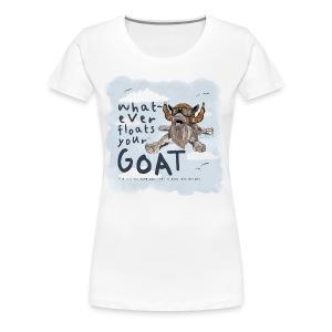 #2 - Sky Dive - Women's Premium T-Shirt
