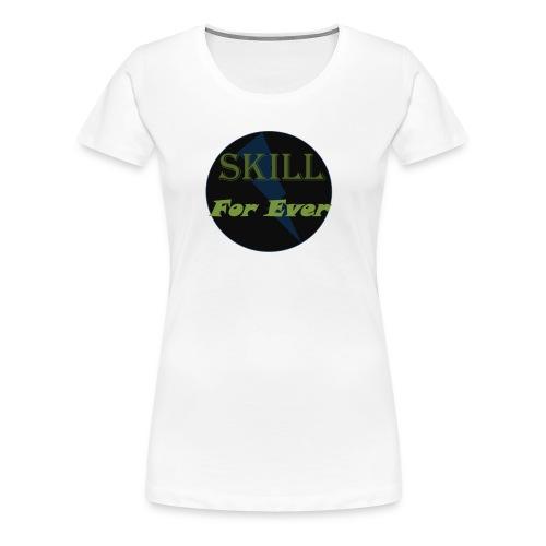 Skiller Shooter Merch - Frauen Premium T-Shirt