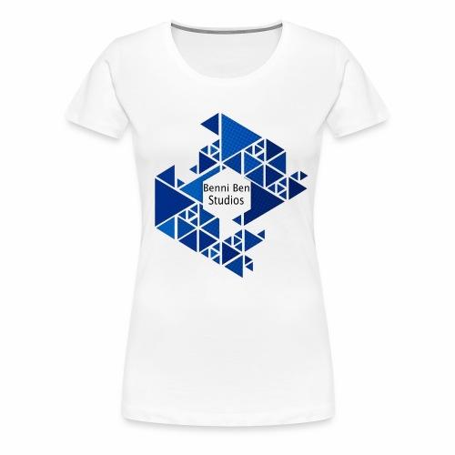 benni ben - Frauen Premium T-Shirt