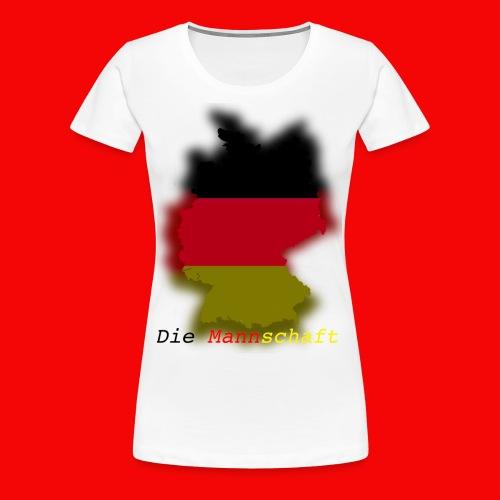 Die Mannschaft - Frauen Premium T-Shirt