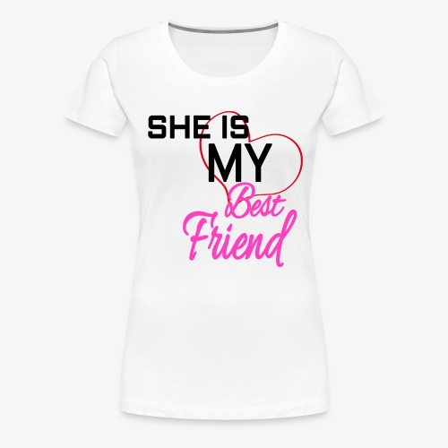 BestFriend - Camiseta premium mujer