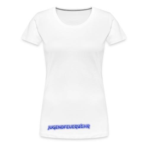 Jugendfeuerwehr Aufdruck - Kollektion Nr.1 - Frauen Premium T-Shirt