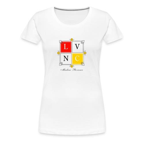 LVNC - T-shirt Premium Femme