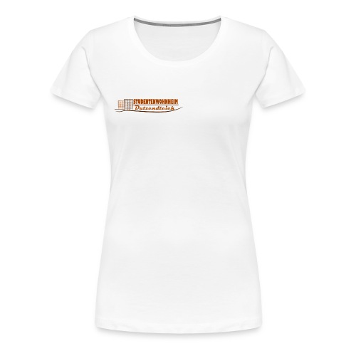 StuwoDu -Offiziell - Frauen Premium T-Shirt