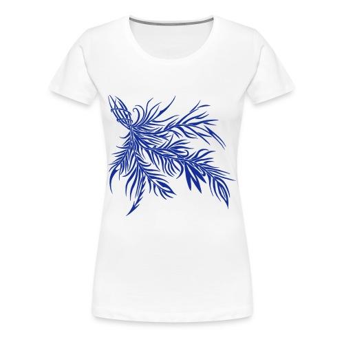 fireleaf 2018 1 - Frauen Premium T-Shirt