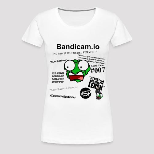 Meme Trui - Vrouwen Premium T-shirt