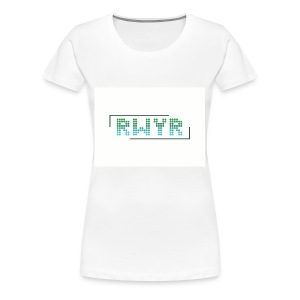 RWYR Normal White - Vrouwen Premium T-shirt
