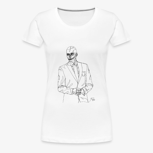 Business - Frauen Premium T-Shirt