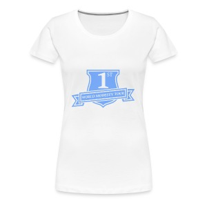 World Modesty Tour - Women's Premium T-Shirt