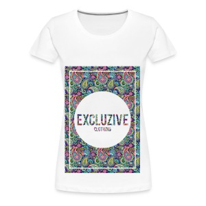 Colour_Design Excluzive - Women's Premium T-Shirt