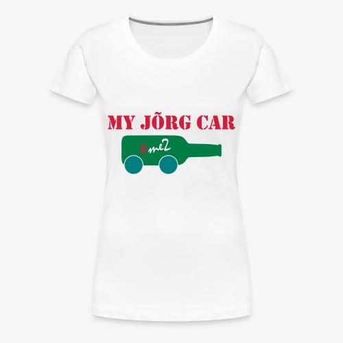 MY JÖRG CAR (Mallorca) #me2 - Frauen Premium T-Shirt