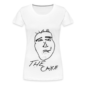 The Cake - Women's Premium T-Shirt