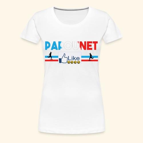 Papounet - T-shirt Premium Femme