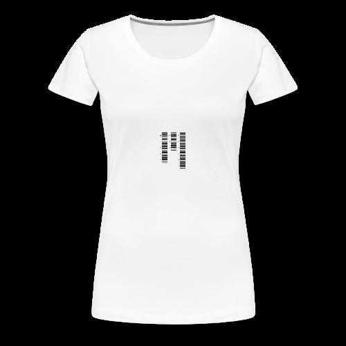 Inside The Music Mobilskal (IP 4/4s) - Premium-T-shirt dam