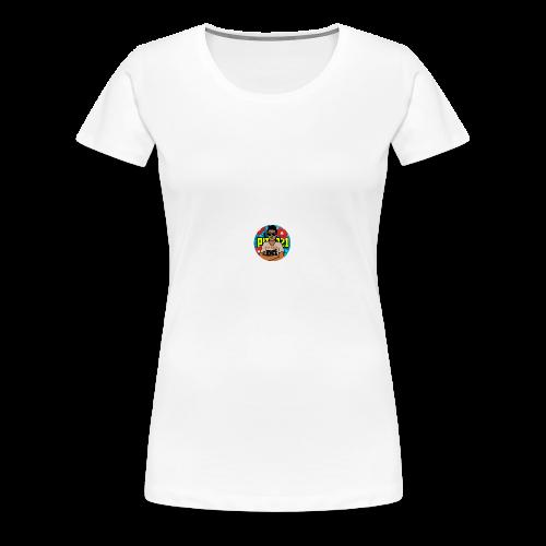 Cappello Ufficiale PitDj21 - Maglietta Premium da donna