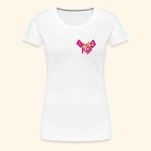 Smuskind Pinky's - Frauen Premium T-Shirt