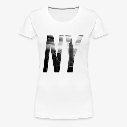 NY - Camiseta premium mujer