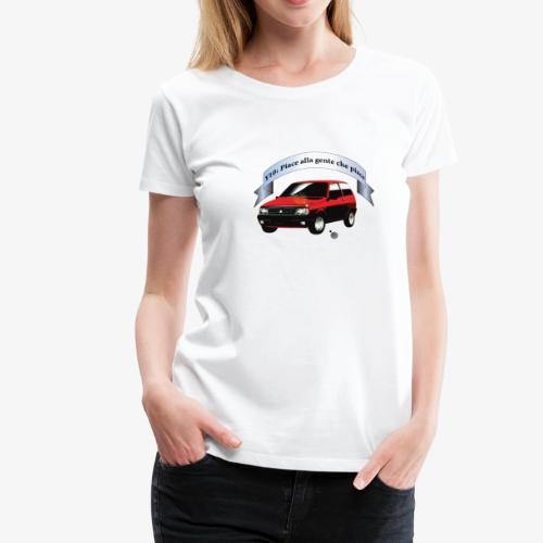 Y10: Piace alla gente che piace vers.2 - Maglietta Premium da donna