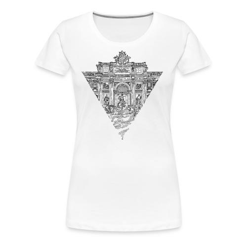 287 ROM - Frauen Premium T-Shirt