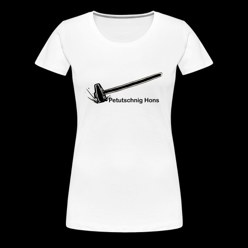 Petutschnig Hons - Frauen Premium T-Shirt