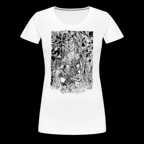 new order - Frauen Premium T-Shirt