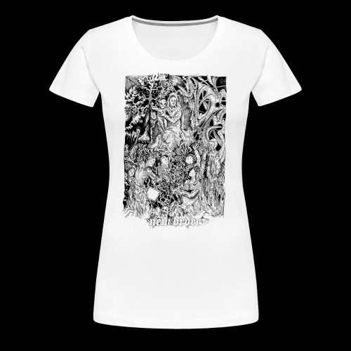 new order - Frauen Premium T-Shirt