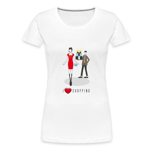 Fashion Victim - Women's Premium T-Shirt