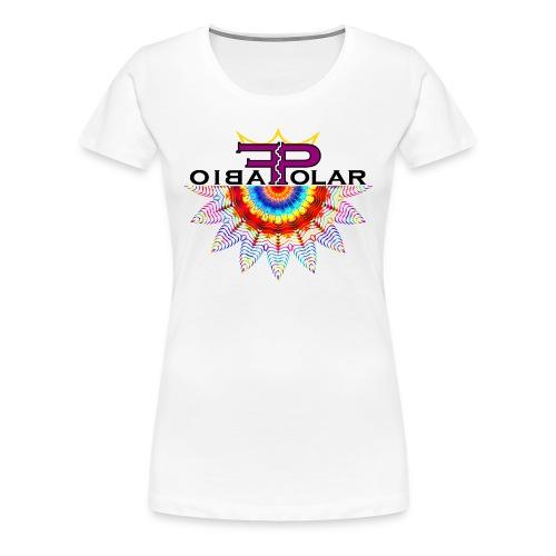 Psychedelic Polar - Frauen Premium T-Shirt