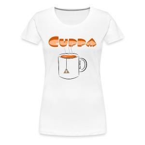 Cuppa Tea-Shirt - Women's Premium T-Shirt