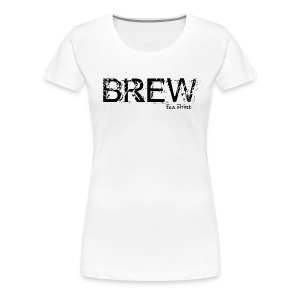 Brew Tea-Shirt - Women's Premium T-Shirt