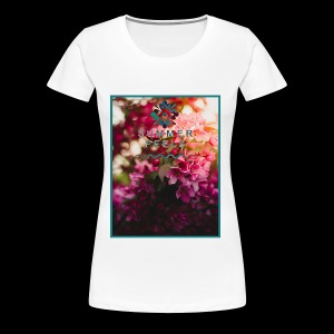 Summer Feels - Women's Premium T-Shirt