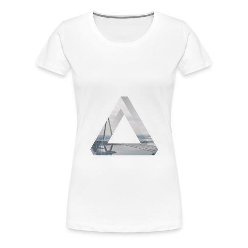 Penrose Brücke - Frauen Premium T-Shirt