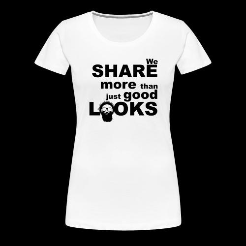 Wild Eskimos share more than just good looks - Frauen Premium T-Shirt