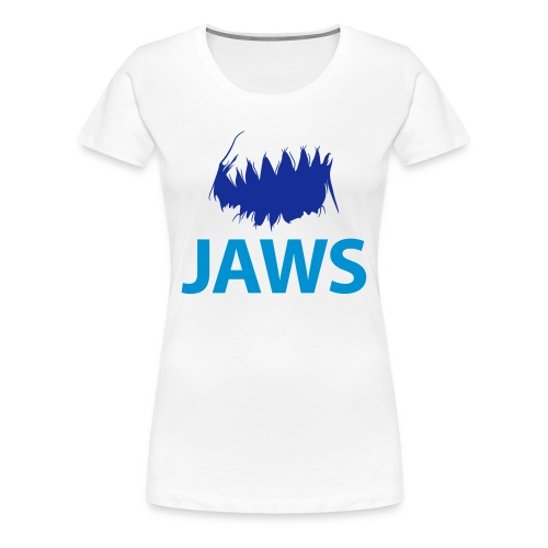 Jaws Dangerous T-Shirt - Women's Premium T-Shirt