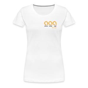 Aimer Aider Agir Fécamp - T-shirt Premium Femme