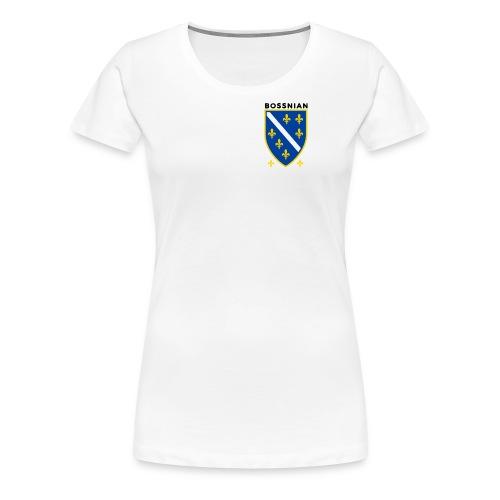 BOSSNIAN CLOTHING - Women's Premium T-Shirt