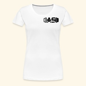 AS Logo - Women's Premium T-Shirt