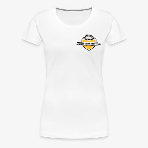 CSS Logo - Frauen Premium T-Shirt