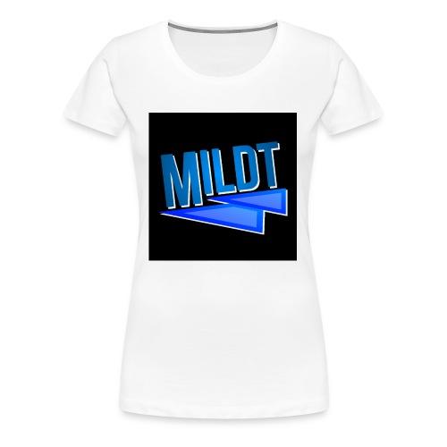 MILDT Muismat - Vrouwen Premium T-shirt