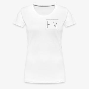 Future Vizion - Vrouwen Premium T-shirt