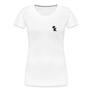 K's Crown - Women's Premium T-Shirt