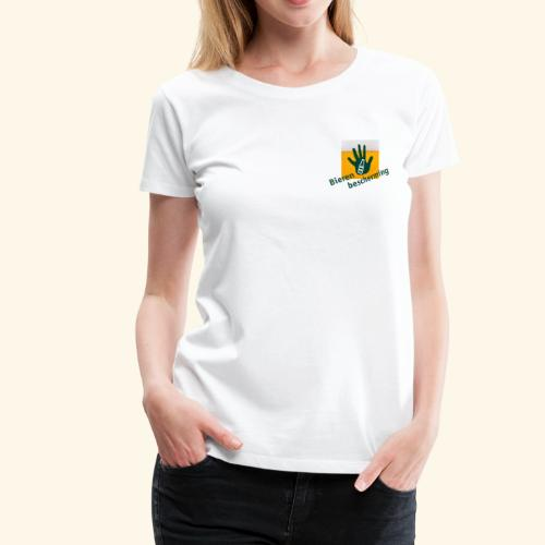 Bieren bescherming - Vrouwen Premium T-shirt