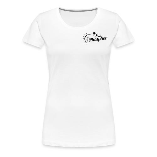 Phosphor - Frauen Premium T-Shirt