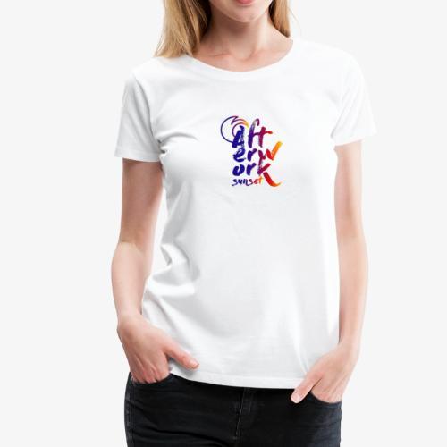 Afterwork Sunset - Frauen Premium T-Shirt