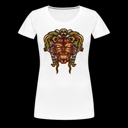 Joker démoniaque - T-shirt Premium Femme