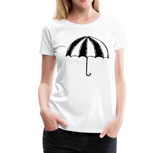 KPJH Regenschirm - Frauen Premium T-Shirt