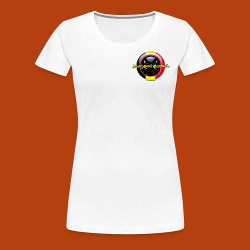 grand logo P.A.R - T-shirt Premium Femme