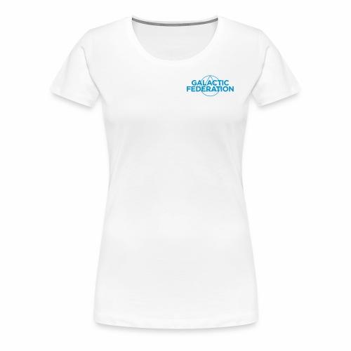 Galactic Federation - Women's Premium T-Shirt