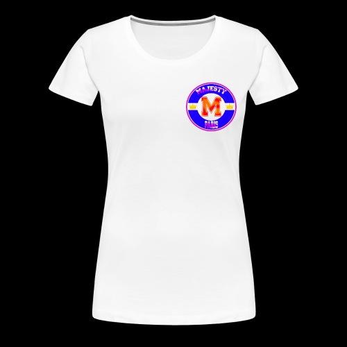 Majesty logo - T-shirt Premium Femme